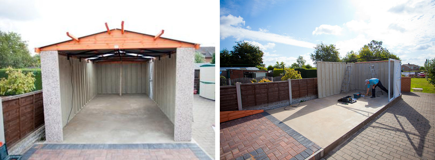 Garage Refurbs Specialists In The North Of England